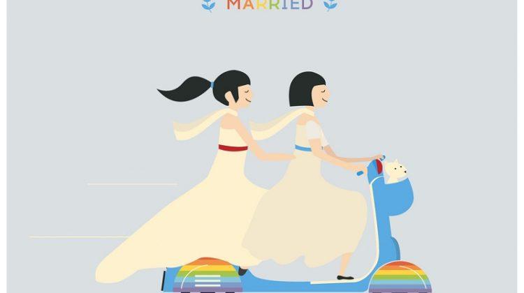 matrimonio entre lesbianas