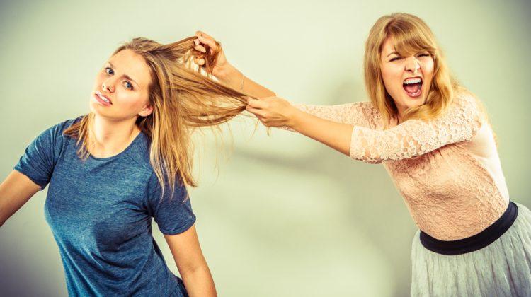 Violencia en relaciones lesbianas