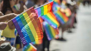 celebrar el Pride