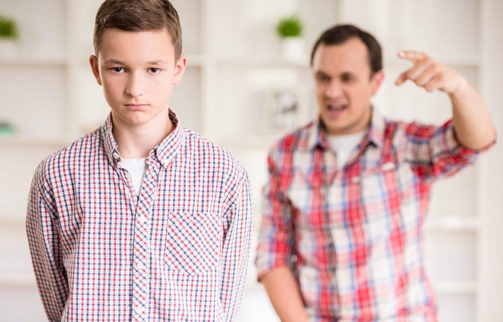 Señales de que eres un padre homofóbico