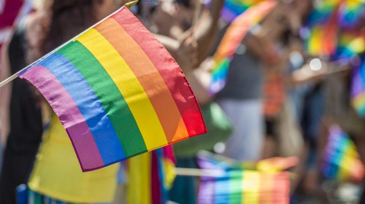 el origen de la bandera gay