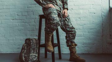 Personas trans en el ejército estadounidense