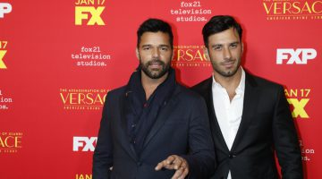 Ricky Martin y la gestación subrogada