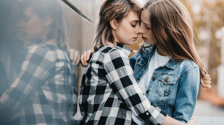 Tipos de novias lesbianas