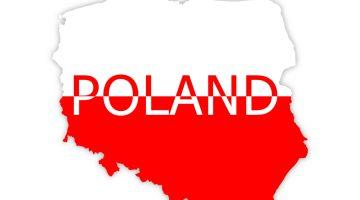 Fuerte represión en Polonia