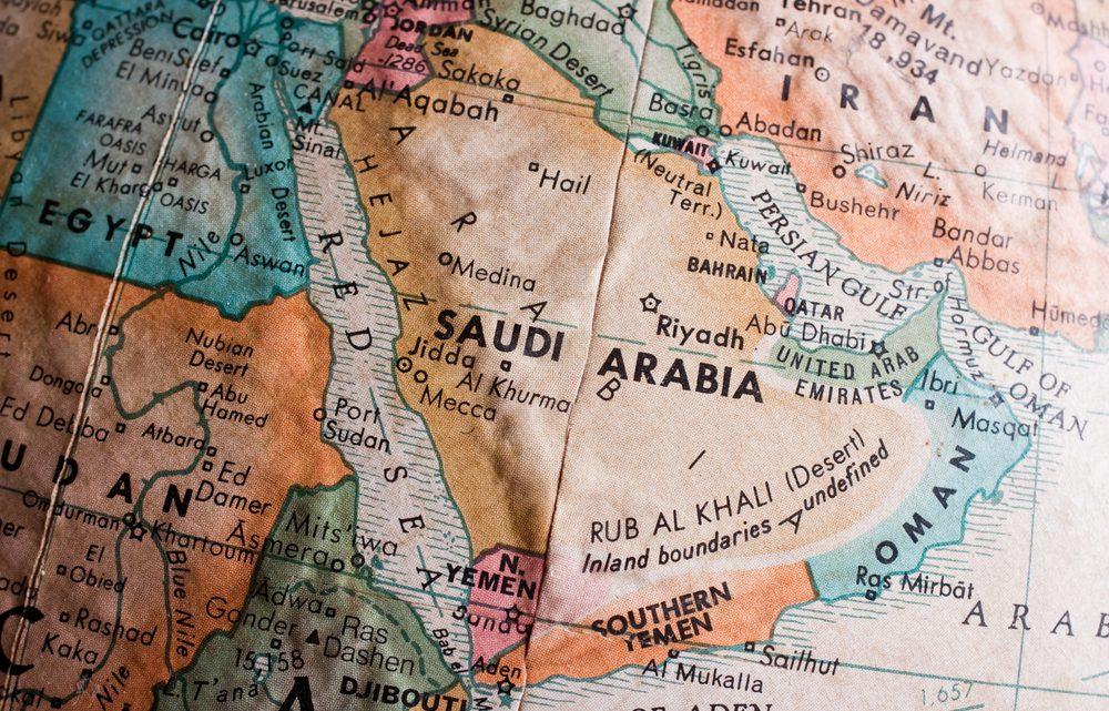 Polémico video desde Arabia Saudí