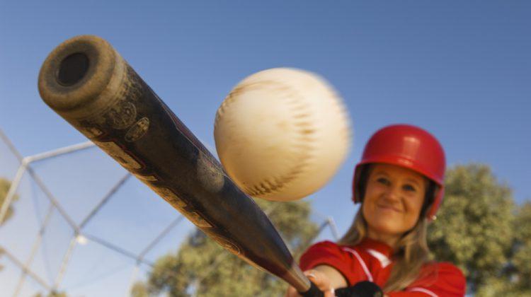 mujeres en el béisbol