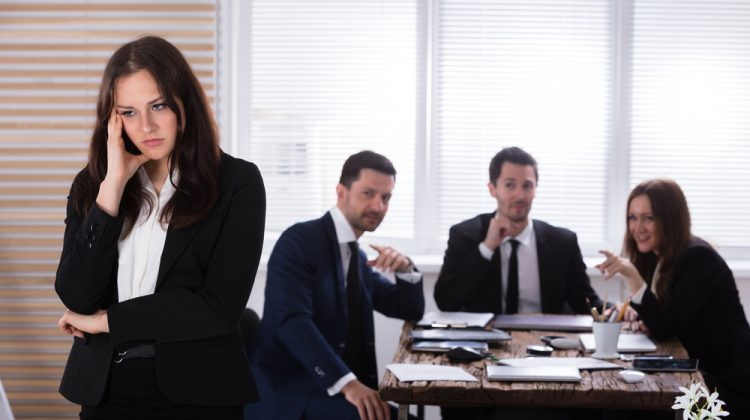 discriminación en el entorno laboral