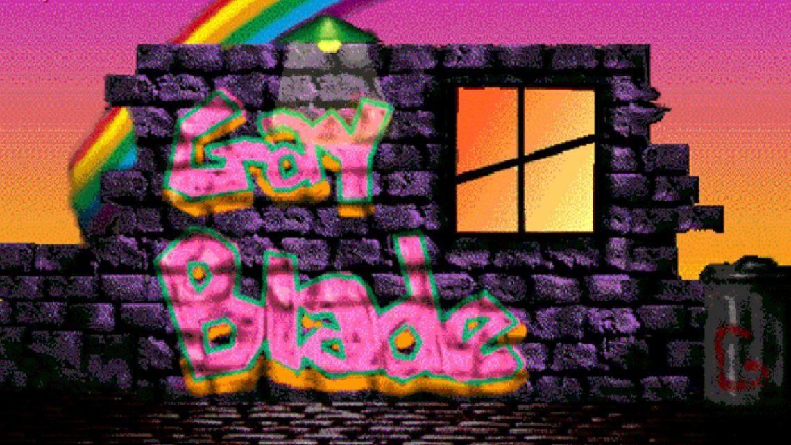 gayblade high score