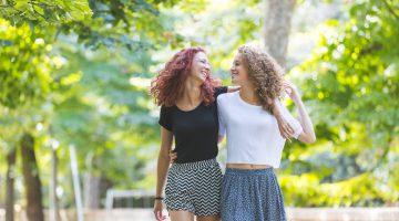 lesbianas novatas
