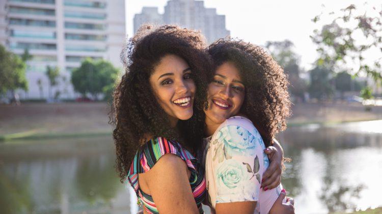 lesbianas negras
